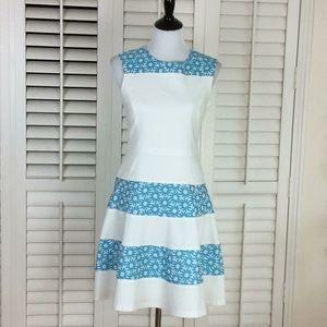 Badgley Mischka Belle Daisy Dress Size 6
